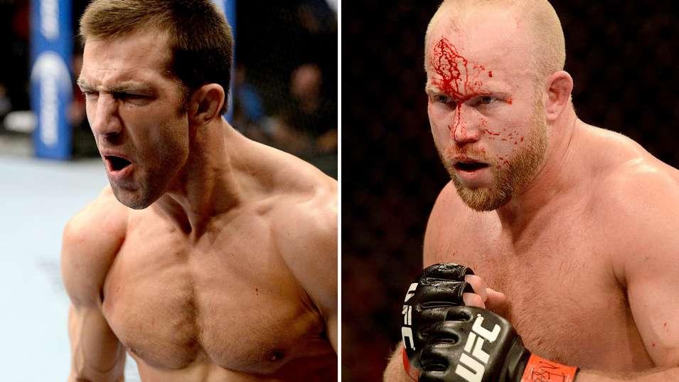 Люк Рокхолд – Тим Боетч на UFC 172