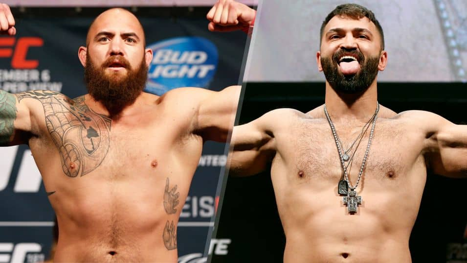 UFC 187: Трэвис Браун – Андрей Орловский и Джон Морага – Джозеф Бенавидес