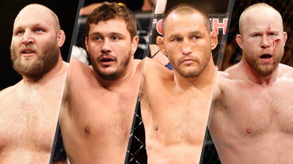 Бои Мэтт Митрион – Бен Ротвелл и Дэн Хендерсон – Тим Боутч добавлены в кард UFC FN 68