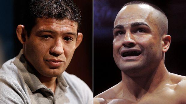 Эдди Альварес и Гилберт Мелендес подерутся в ко-мейн ивенте UFC 188