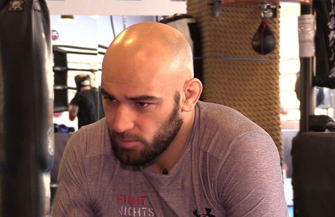 Гасан Умалатов хотел закончить бой с Пауло Тиаго в первом раунде