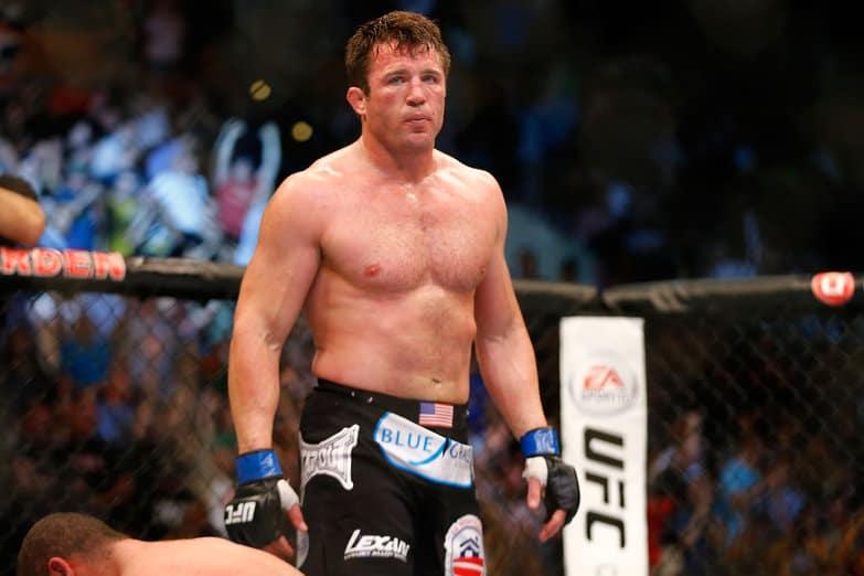 Чейл Соннен не хочет, чтобы UFC увольняло Вандерлея Сильву