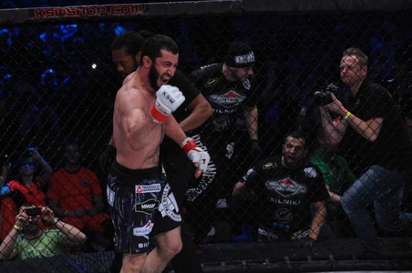 Мамед Халидов против Томаша Дрвала 6 декабря в мейн ивенте KSW 29
