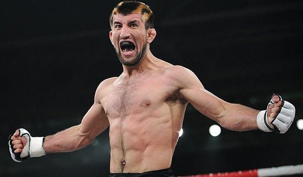 Расул Мерзаев: Планирую получить прописку в промоушене UFC