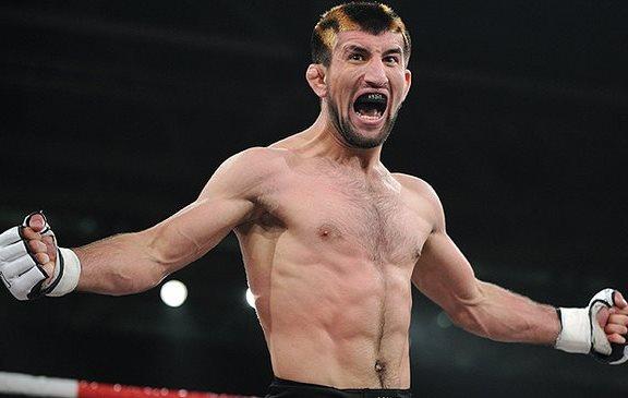 Расул Мирзаев опять победил Ержана Естанова