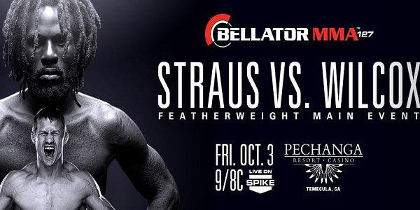 Результаты Bellator 127: Страус послал в нокаут Вилкокса
