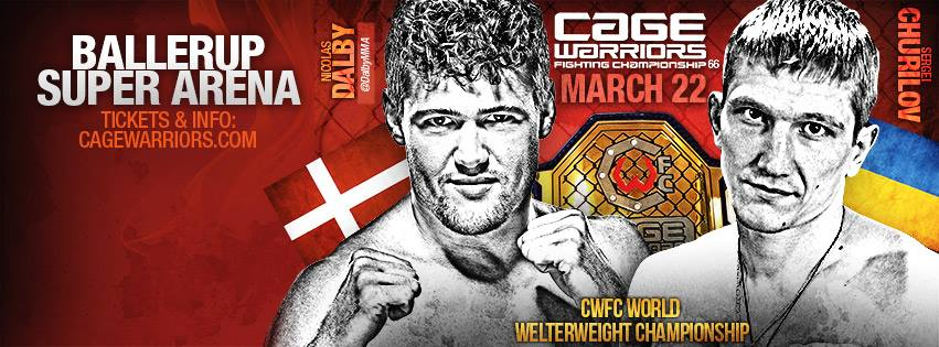 Cage Warriors 66