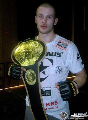 Штефан Пютц может сразиться за титул чемпиона М-1 в полутяжёлом весе