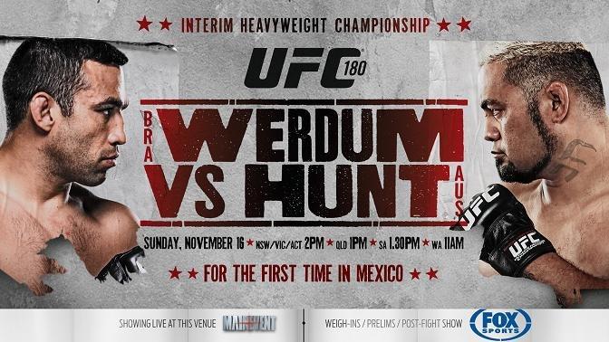 Превью и прогнозы главных боёв UFC 180