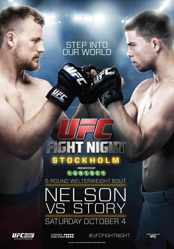Результаты UFC Fight Night 53