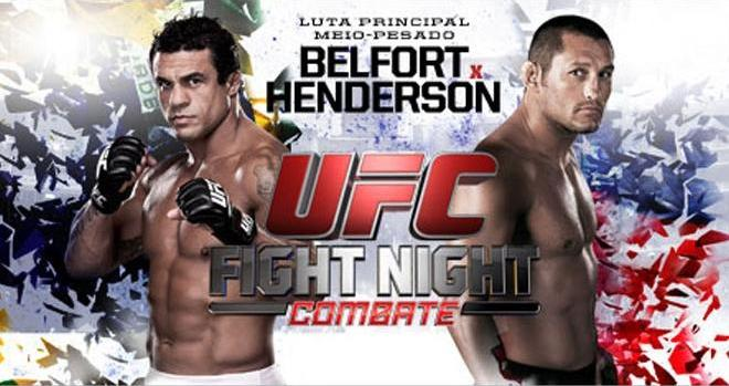 Результаты UFC Fight Night 32: Дайте уже Белфорту титульник!
