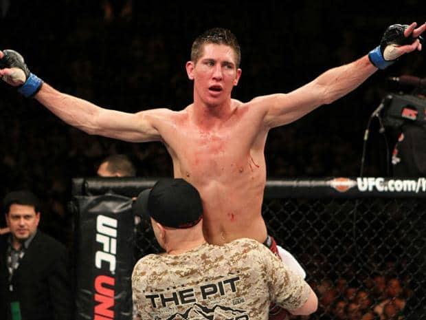 Стивен Сайлер больше не боец UFC