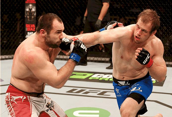Константин Ерохин о дебюте в UFC: Я бой проиграл именно эмоционально