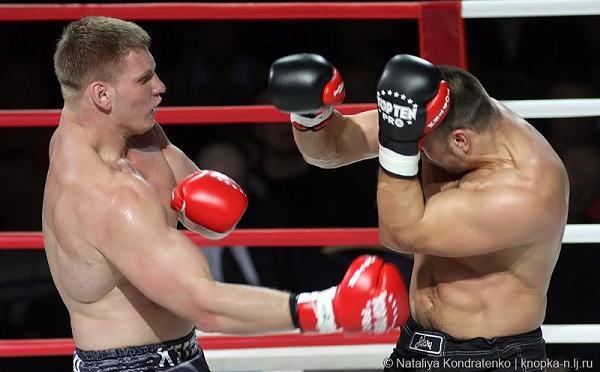 Алексей Кудин выбывает из списка участников M-1 Challenge 42
