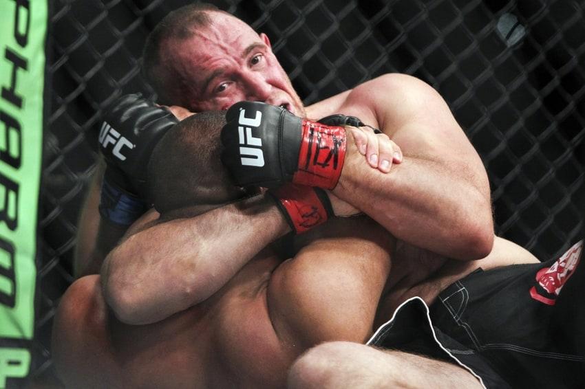 Алексей Олейник: Не скажу, что UFC отличается от остальных на несколько порядков
