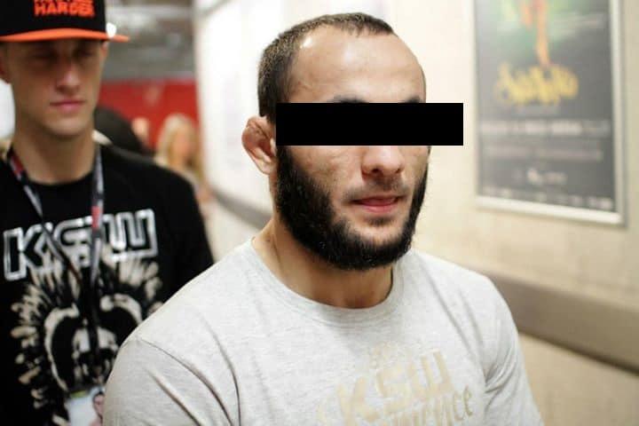 Асламбек Саидов арестован