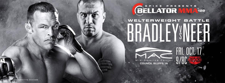 Результаты Bellator 129: Брэдли убедительно выигрывает у Нира