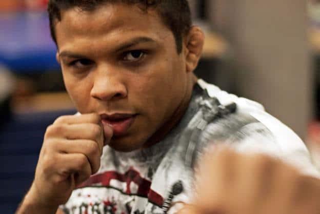 Бибиано Фернандес: Зачем мне выступать в UFC? Я себе уже всё доказал