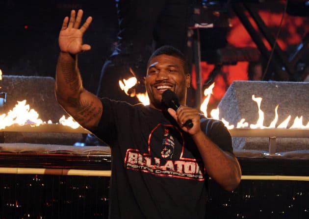 Квинтон Джексон: У Bellator рейтинги выше, чем у UFC