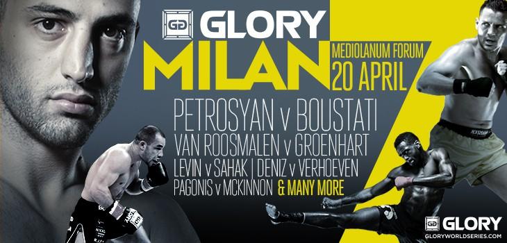 Результаты Glory 7: Артёму Левину потребовался дополнительный раунд для достижения победы