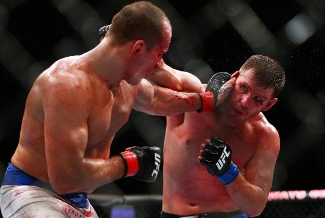 Обзор боёв UFC on FOX 13