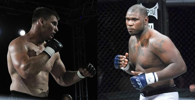 Алексей Кудин против Бретта Роджерса в главном бою Abu Dhabi Warriors 2