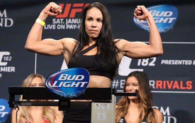 Марион Рено требует от UFC боёв с Мишей Тейт или Алексис Дэвис