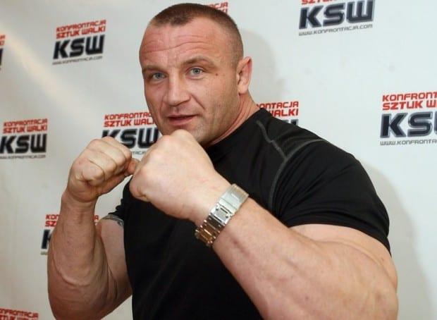 Мариуш Пудзяновски сразится с Шоном МакКорклом на KSW 23