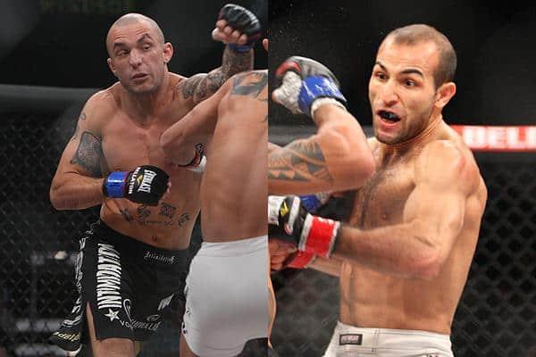 Акоп Степанян против Майка Ричмана на Bellator 106