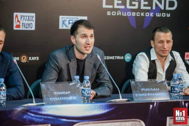 Емельяненко сорвал реванш с «Кро Копом», «Легенда» ищет ему замену