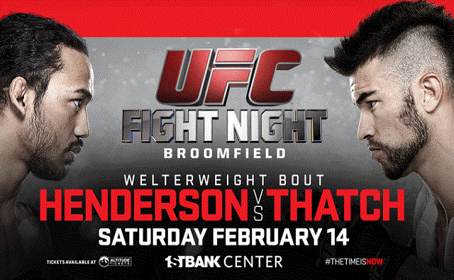 Результаты UFC Fight Night 60: Хендерсон задушил Тэтча