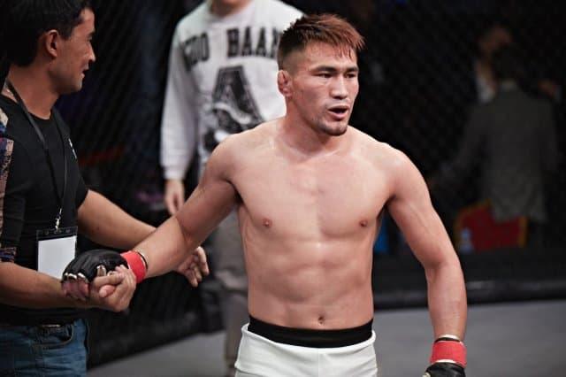 Непобеждённый китайский проспект Джумабик Туерксен подписал контракт с UFC
