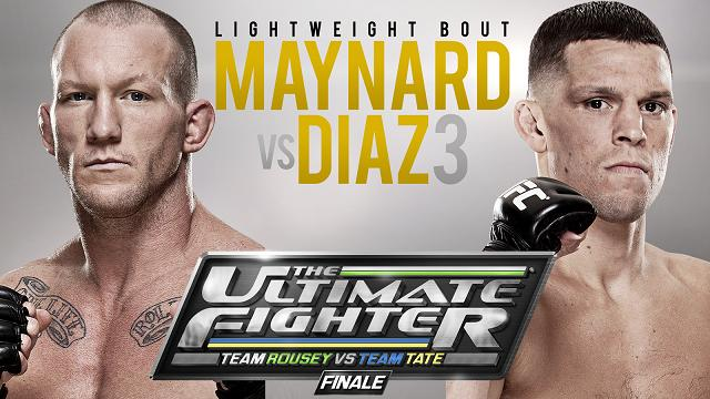 Результаты The Ultimate Fighter 18 Finale